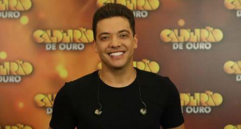"Wesley Safadão pode ser o substituto de Luan Santana no ""Só Toca Top"""