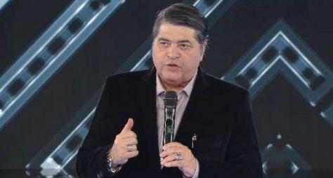 """Datena se diz culpado pelo fracasso do """"Agora é Domingo"""""""