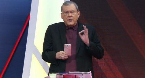 Esportivo apresentado por Milton Neves substituirá Datena aos domingos