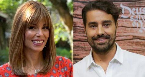 Globo convoca Ana Furtado para dividir apresentação com Ricardo Pereira