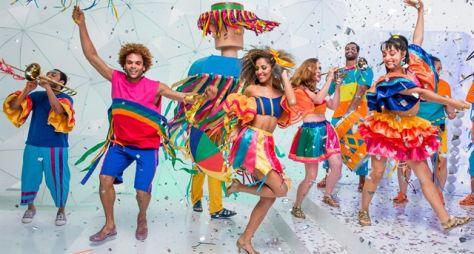 A vinheta do Carnaval Globeleza 2019