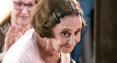 """Laura Cardoso e Tonico Pereira viverão moradores de rua em """"Dias Felizes"""""""