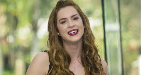 """Sophia Abrahão comenta sobre fim do """"Vídeo Show"""""""