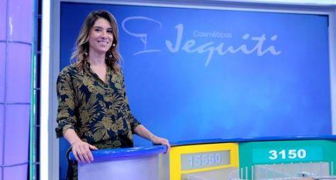 """""""Roda a Roda"""", com Rebeca Abravanel, conquista a vice-liderança em SP"""