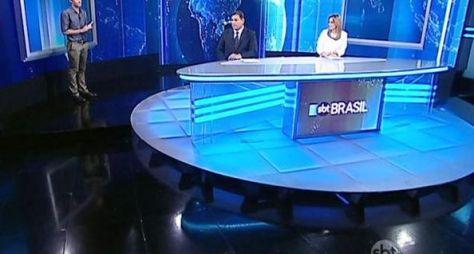 A partir de março, telejornais do SBT serão transmitidos em alta definição