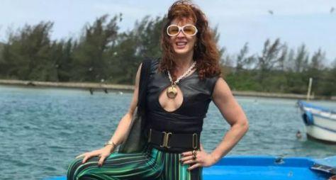 Claudia Raia pode apresentar programa no GNT