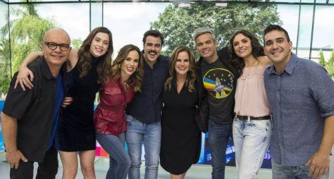 TV Globo exibe hoje a última edição do Vídeo Show; artistas lamentam