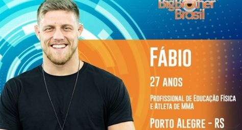 Lutador de MMA é desclassificado do Big Brother Brasil 19