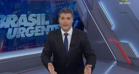 Band planeja nova edição do Brasil Urgente, com Joel Datena