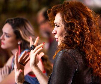 Claudia Raia define personagem em 'Verão 90': 'Inadequada'