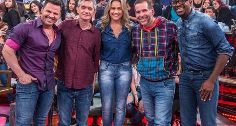 Altas Horas recebe futura apresentadora do Entretenimento da Globo
