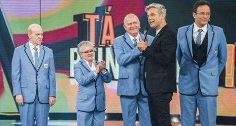 Tá Brincando: Atração internacional na estreia de novo quadro