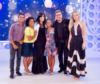 O sonho da jovem Talita vira realidade no programa Eliana deste domingo