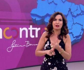 Por Futebol, Globo abrirá mão do Encontro com Fátima Bernardes