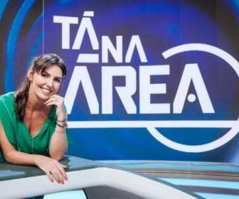 """SporTV: Glenda Kozlowski estreia à frente do """"Tá na Área"""""""