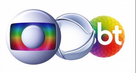 Record TV e SBT não sabem aproveitar os vacilos da Globo