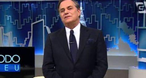 """Ronnie Von retoma hoje seu posto à frente do """"Todo Seu"""""""