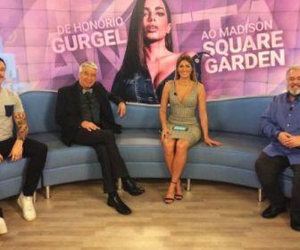 Filmes da Globo prejudicam a audiência do Fofocalizando, do SBT