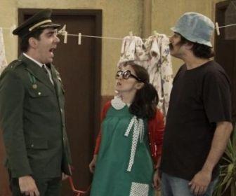 """Grupo Chespirito não aprovou esquete do """"Chaves"""" no """"Tá no Ar"""", da Globo"""