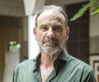 """Marco Ricca caracterizado para a novela """"Órfãos da Terra"""""""