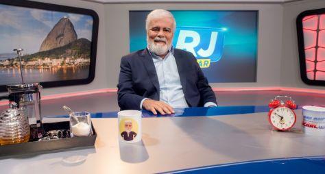 RecordTV Rio presta homenagem ao apresentador Wagner Montes