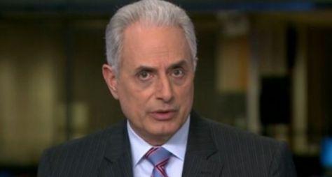 William Waack deve ser contratado pela CNN Brasil