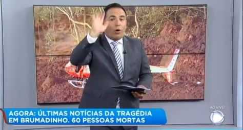 Com retorno de Reinaldo Gottino, Balanço Geral vence confronto com Globo Esporte