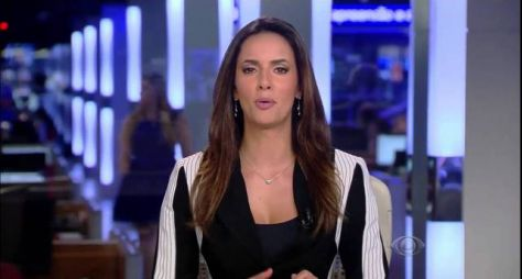 Após quatro anos, Paloma Tocci deixa a bancada do Jornal da Band