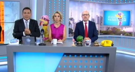 Balanço Geral vence filme da Globo e consolida o primeiro lugar