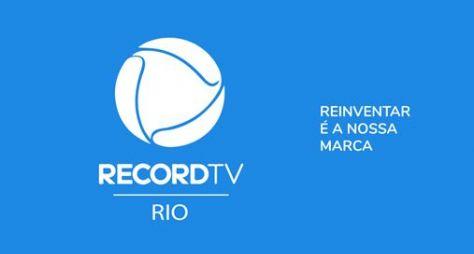 Record TV Rio conquista os melhores shares dos últimos anos em Janeiro