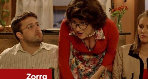 Globo dá início as gravações da nova temporada do Zorra