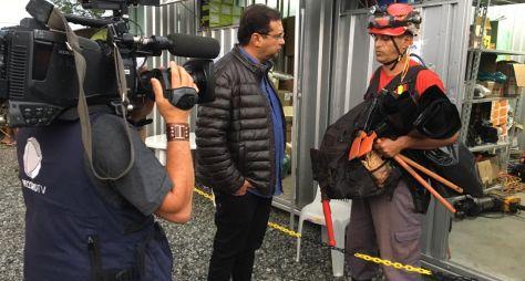 Domingo Show retorna com reportagens inéditas e exclusivas