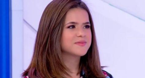 No SBT, Maisa Silva vai estrear como apresentadora de TV