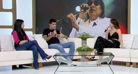 Com retorno ao vivo de Luciana Gimenez, 'SuperPop' registra excelente audiência