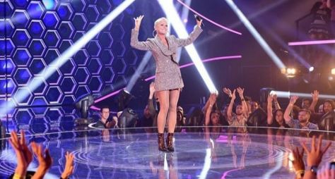 """Estreia do """"The Four Brasil"""", com Xuxa, deixa RecordTV em terceiro"""
