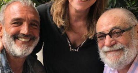 Os Experientes: A reunião entre Gloria Perez, Walther Negrão e Rogério Gomes