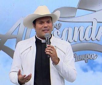 Estreia do Padre Alessandro Campos eleva audiência da RedeTV! em dois décimos