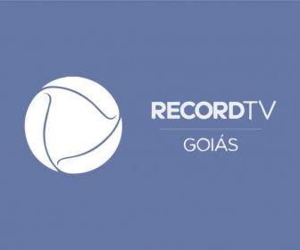 Record TV lidera audiência em Goiânia
