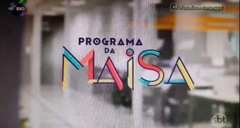 Silvio Santos manda mudar o nome do programa de Maisa Silva