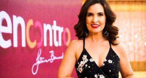 TV Globo omite o novo horário do Encontro com Fátima Bernardes