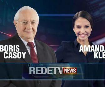RedeTV! contrata novo editor-chefe para o RedeTV News