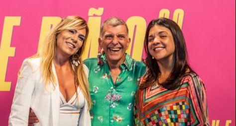 """""""Verão 90"""" repetirá clássica cena de """"Vale Tudo"""", avisa autora"""