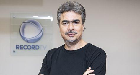 Rogério Gallo é anunciado o novo diretor de Criação do Jornalismo da Record