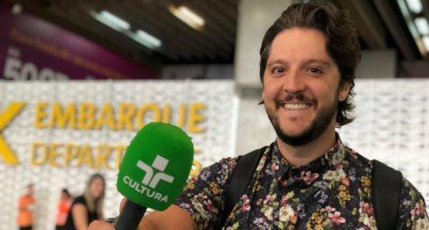 TV Cultura: André Vasco fará cobertura do Carnaval de Recife