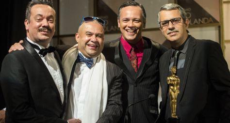 Tá no ar: humoristas estrelam o programa 'Magnata Conection'