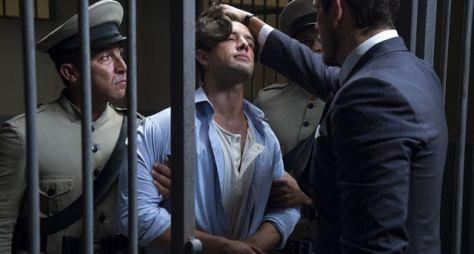 Espelho da Vida: Danilo é transferido para uma prisão estadual