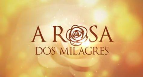 """SBT estreia """"A Rosa dos Milagres"""" no dia 11/03, (segunda-feira)"""