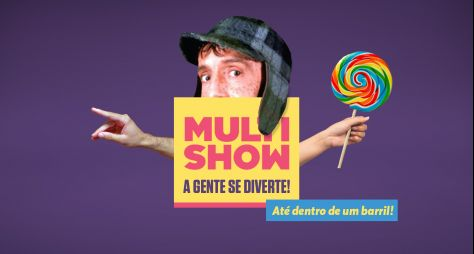 Multishow show exibe o último episódio do seriado Chaves