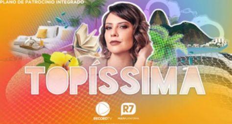 """Saiba quando estreará """"Topíssima"""", a próxima novela da Record TV"""