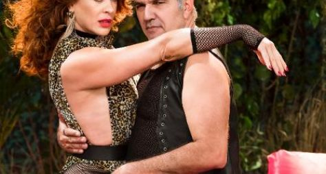 Verão 90: Cláudia Raia e Humberto Martins retornam aos tempos da pornochanchada